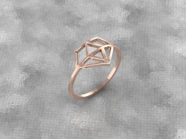 brilliant symbol ring