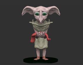 3D print model Harry Potter Dobby