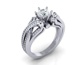 Ladies engagment ring 3D printable model