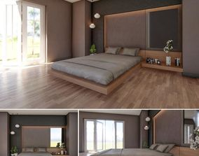 3dnikmodels Bedroom 04