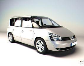 2002 Renault Espace IV 3D
