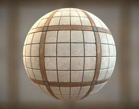 3D model Stone Wood PBR