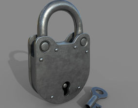 3D model Badlock