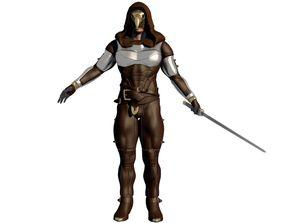 Mistic Warrior 3D