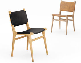 3D model Barnaby Lane Spensley chair