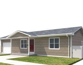 House-053 3D model