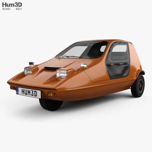 Bond Bug 1970