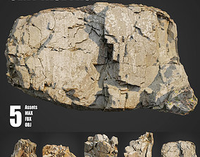 3D Cliff Face pack B bundle