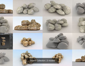 3D Stones Collection