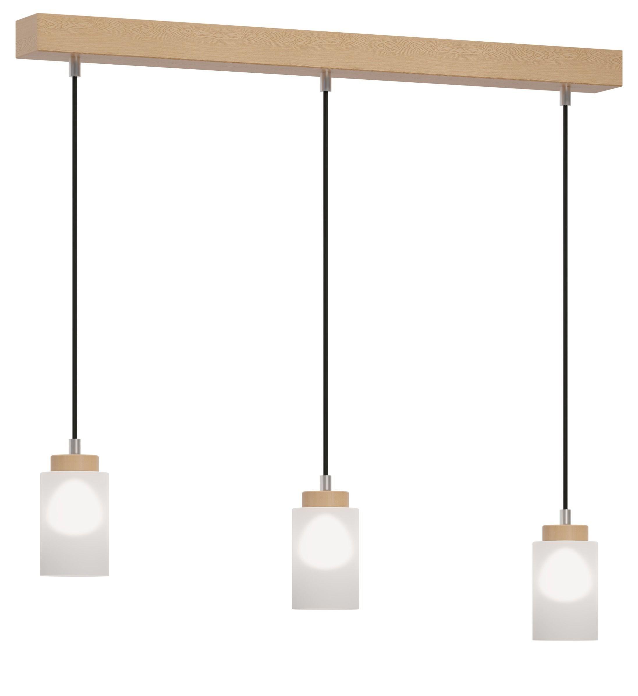 Ceiling Wood Lamp