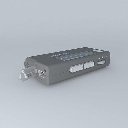 ZEN Nano Plus player
