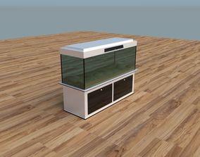 3D model realtime Modern Aquarium