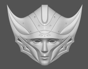 Princess Kushana Mask Cosplay 3D print model