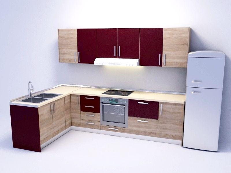 laminate kitchen cupboards