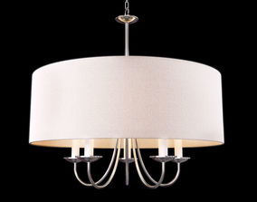 3D model Home Decorators Collection 5-Light Polished 1