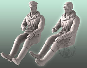 Red Baron 3D printable model
