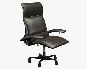 3D Office Chair 001
