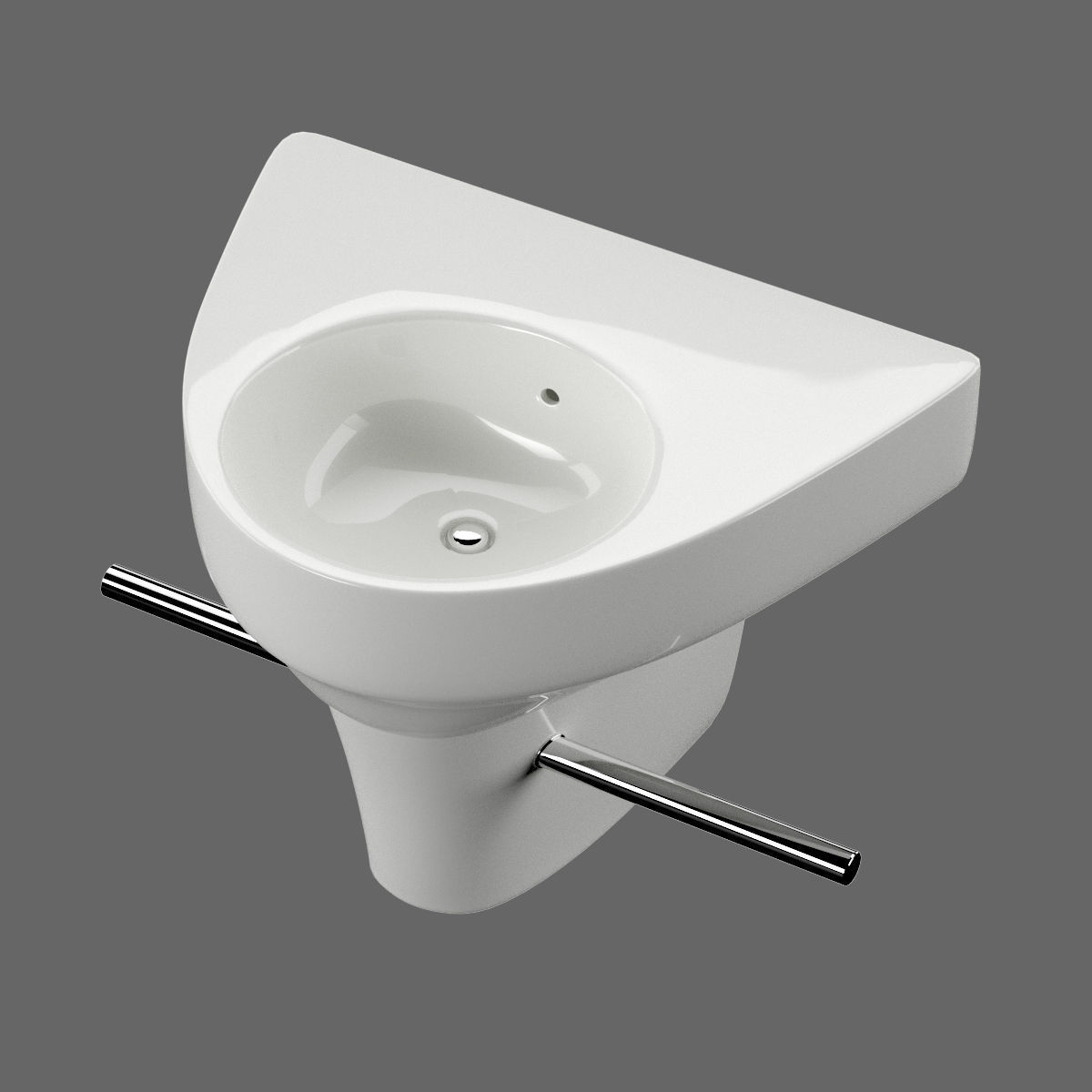 Washbasin Duravit Starck 2 art 071450