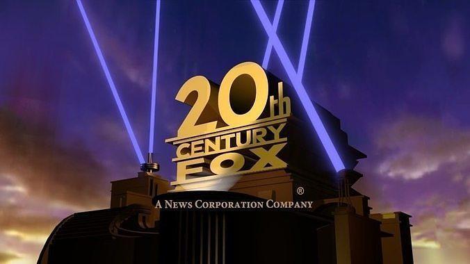 3D 20th Century Fox 1994 Logo Remake
