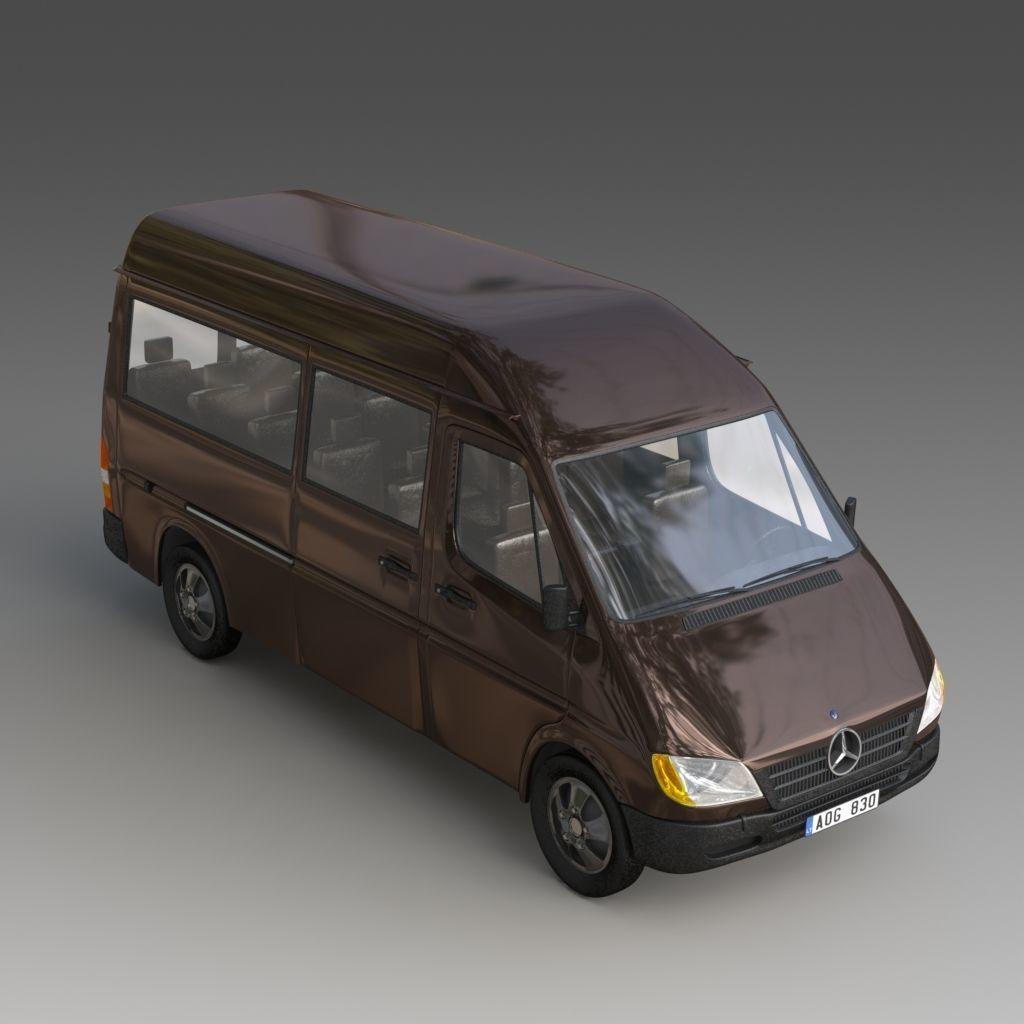 Car Van 18
