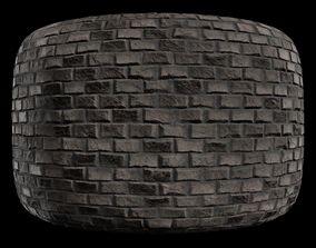 Brick Old v01 Uniform 20x40 Specular Gloss 3D asset 2