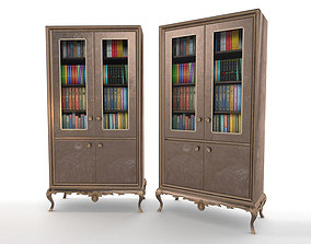 3D Venedik Bookchase