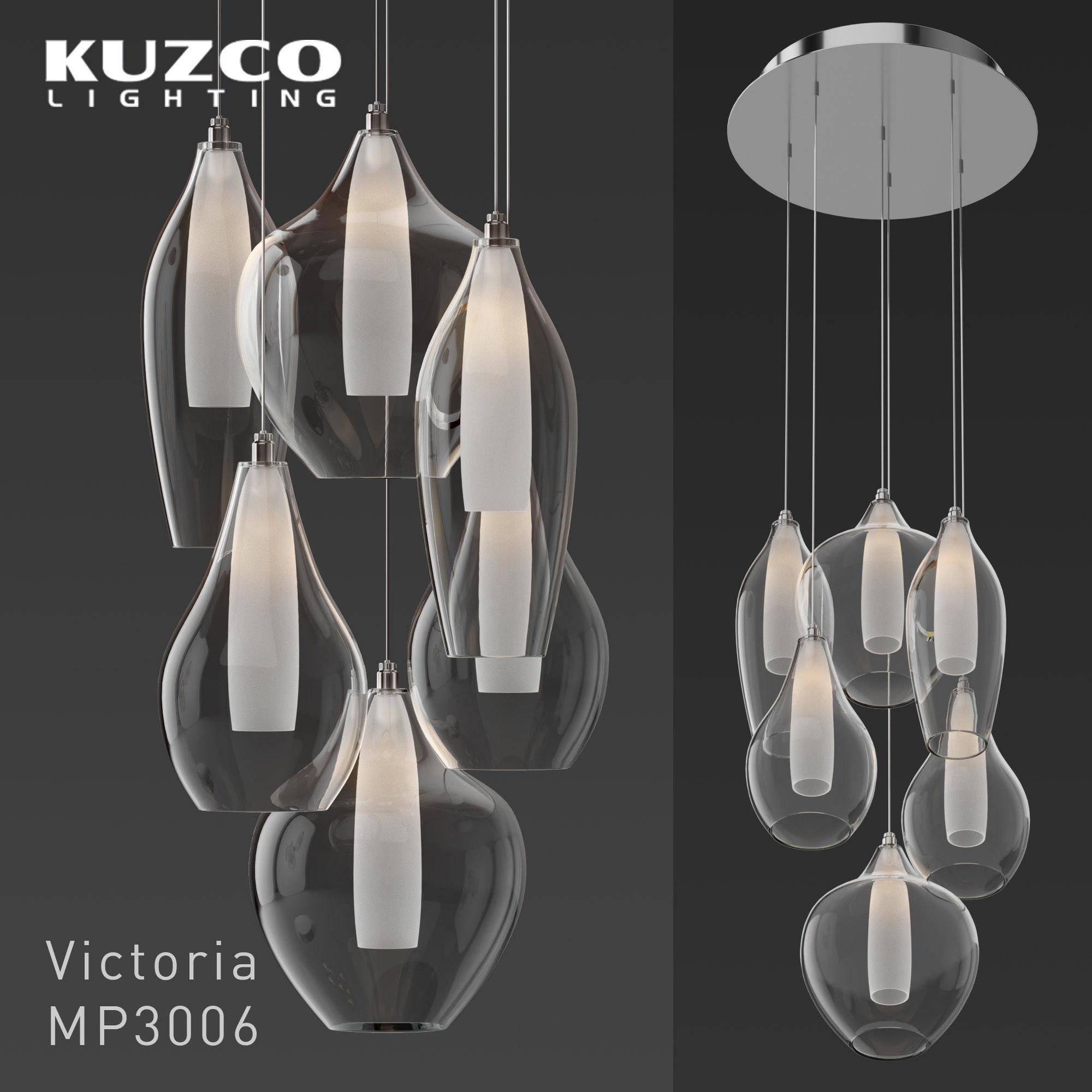 Kuzco Lighting Victoria Mp3006 Pendant Light Model