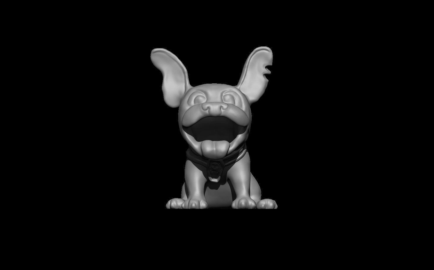 Little Dog - Frenchy