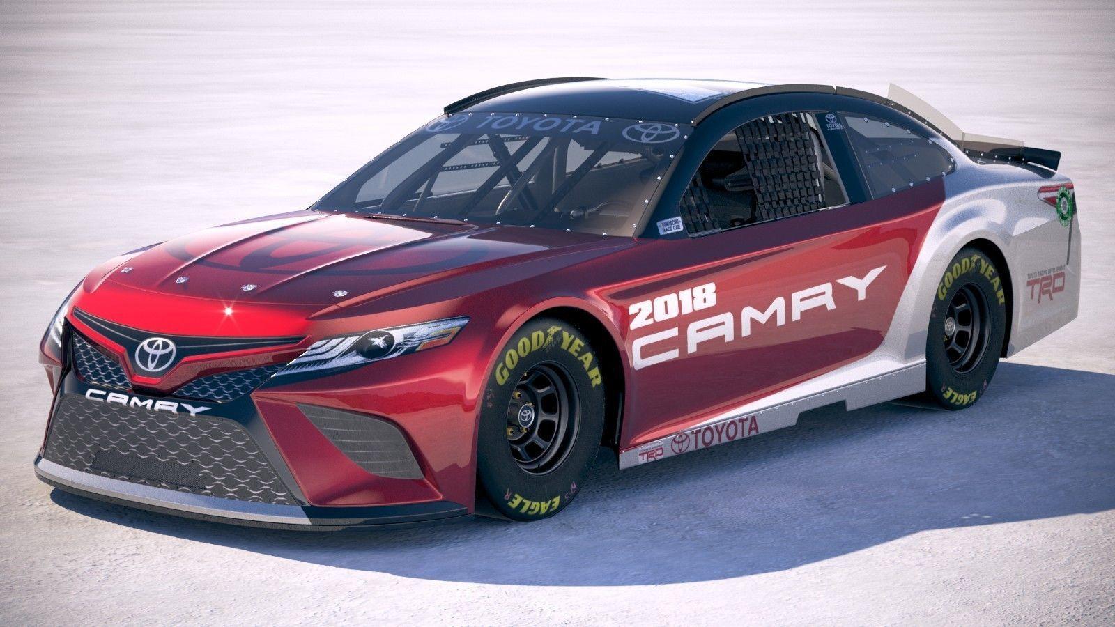 Toyota Camry Nascar 2018