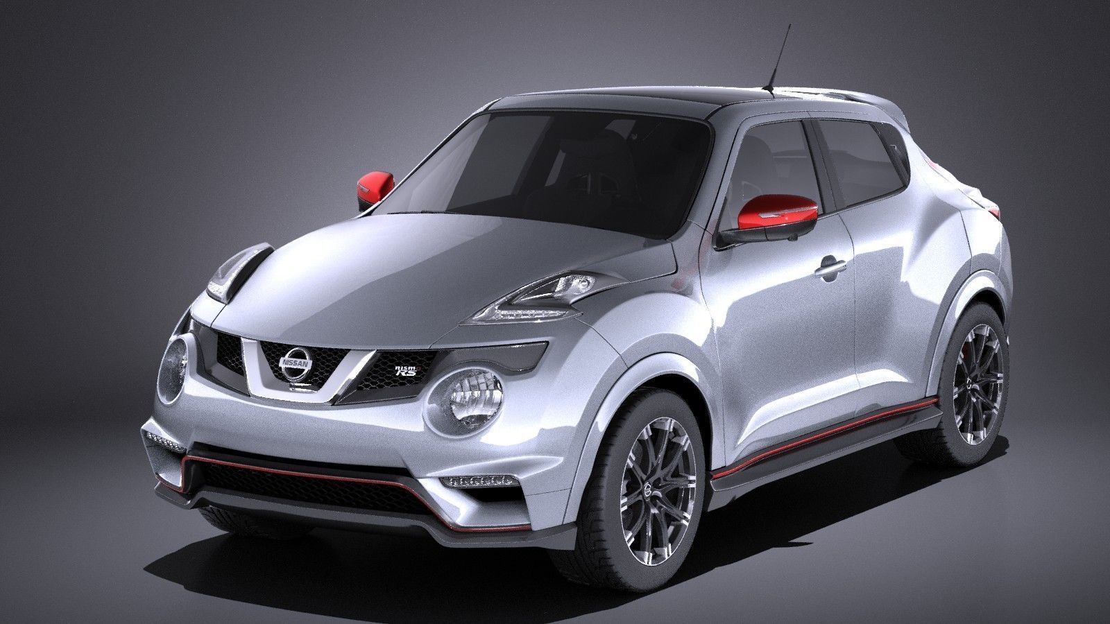 Nissan Juke 2017 >> Nissan Juke Nismo Rs 2017 Vray 3d Model