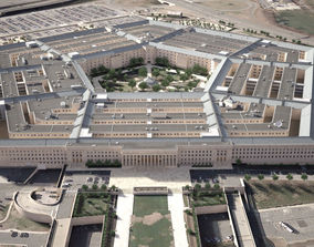 3D model Pentagon USA