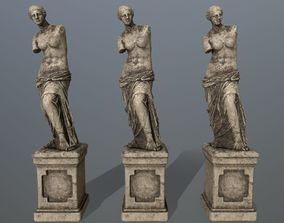 3D model Venus de Milo
