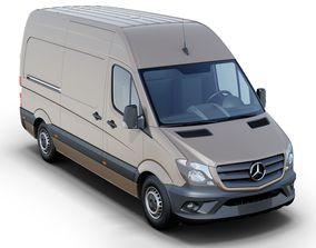 3D Mercedes-Benz Sprinter