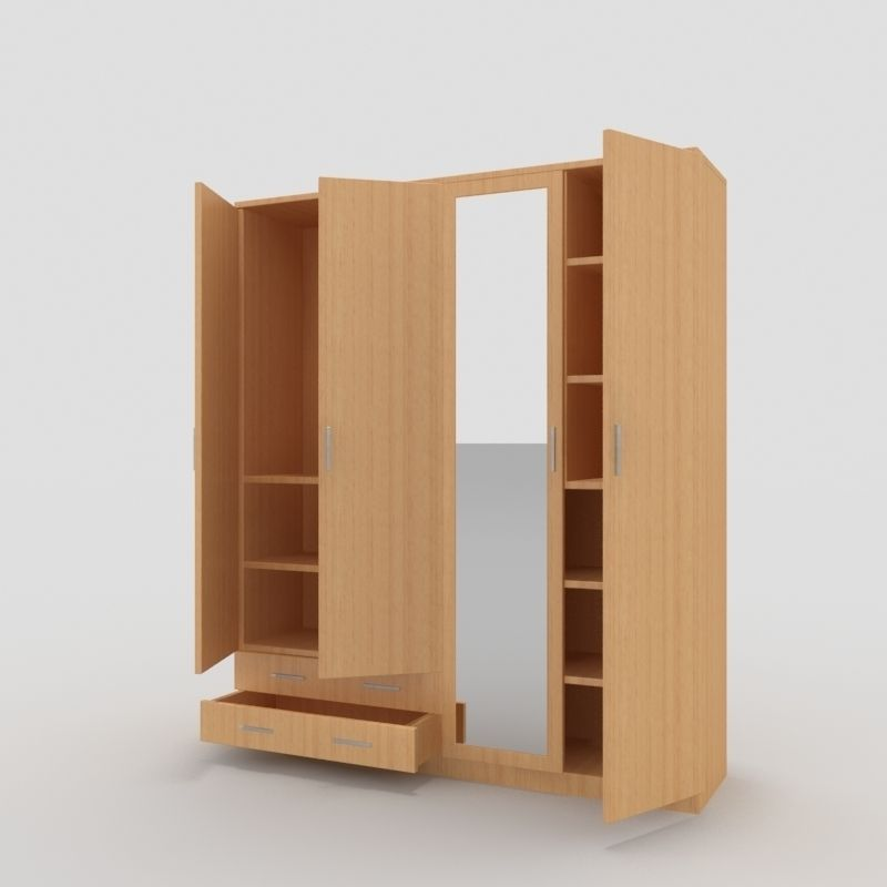 Cupboard Models : ... cupboard 1 free 3d model about this model this is a detailed 3d model