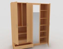 Cupboard-1 3D model