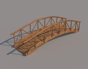 3D Log Bridge