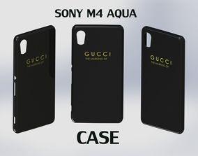 3D print model Sony M4 aqua case
