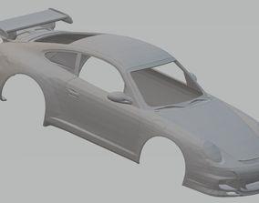 Porsche 911 GT3 Printable Body Car