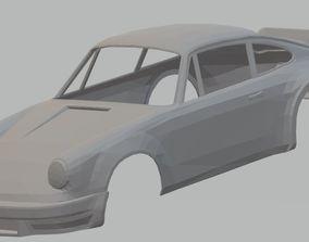 Porsche 911 RS Printable Body Car