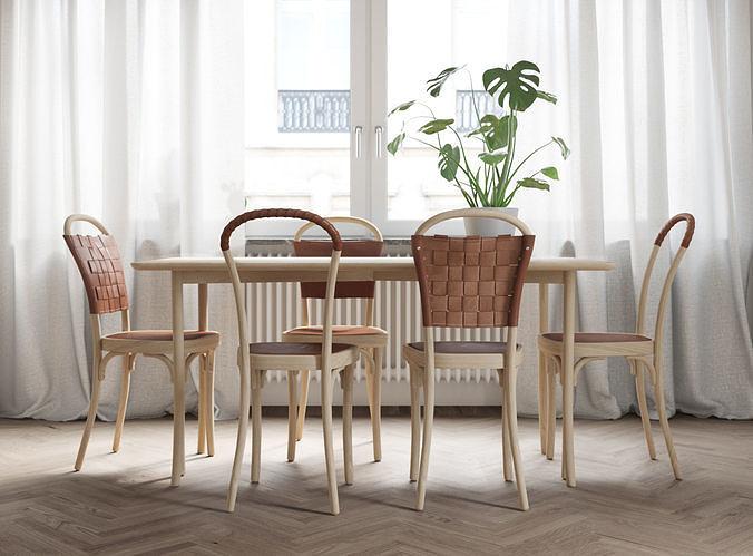 jonas bohlin vilda chair 3d model max obj mtl fbx 1