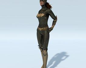 3D FREE Bat Girl