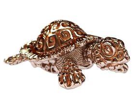 3D printable model Turtle with a secret