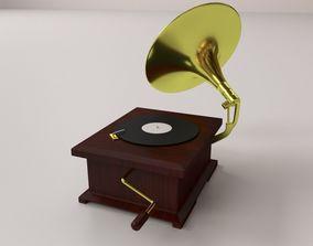 Gramophone v2 3D