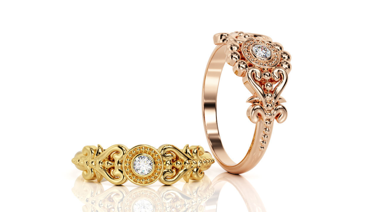 Ring Classic R 0082 and Ring Classic R 0082v2