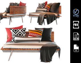 3D model ikea Sofa Design HouseDecor Living Room