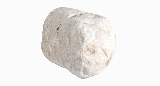 eroded granite rock 3d model max obj mtl lwo lw lws blend 1
