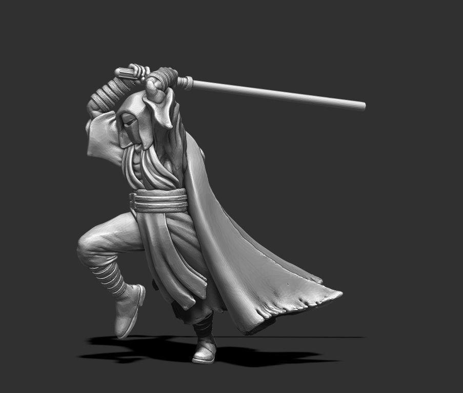 dark Lord 3D print model