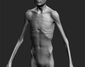 Male Basemesh ZBRUSH 00 3D
