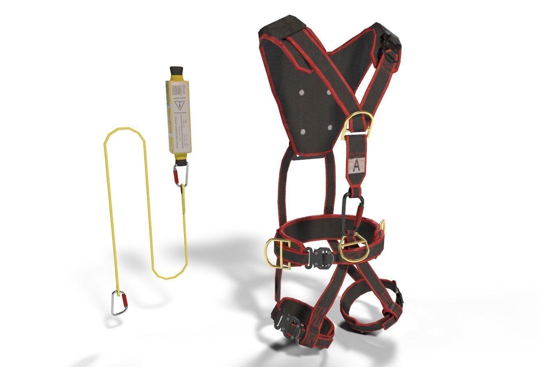 Climbing Equipment Security Harness
