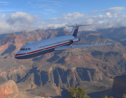 3D model British Aircraft Corp 475 in multiple formats